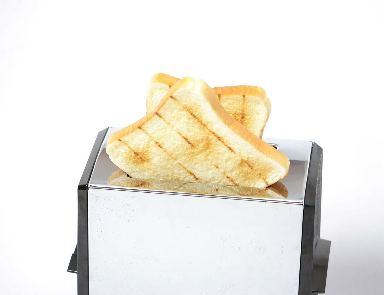 How to clean the inside of a toaster
