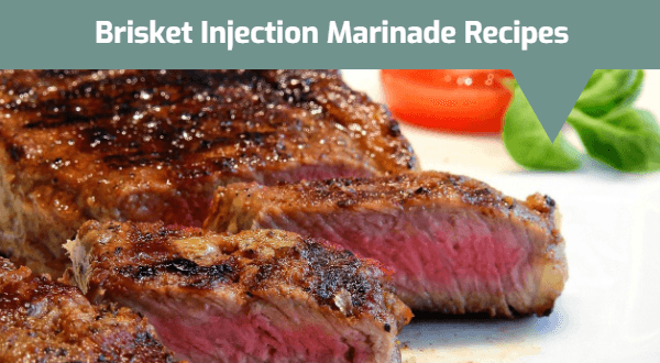 Brisket Injection Marinade Recipes